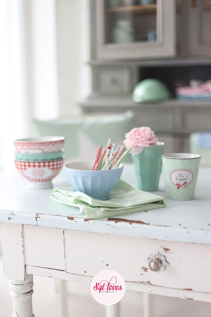 216 best Country Home In Pastels images on Pinterest | Kitchen ...