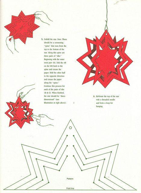 Danish Crafts - Three Dimensional Star pg. 2