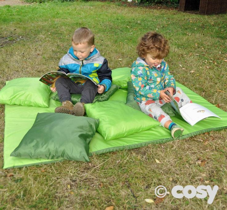 CUSHIONS AND MAT OUTDOOR SETS (7PK) - Cosy Direct