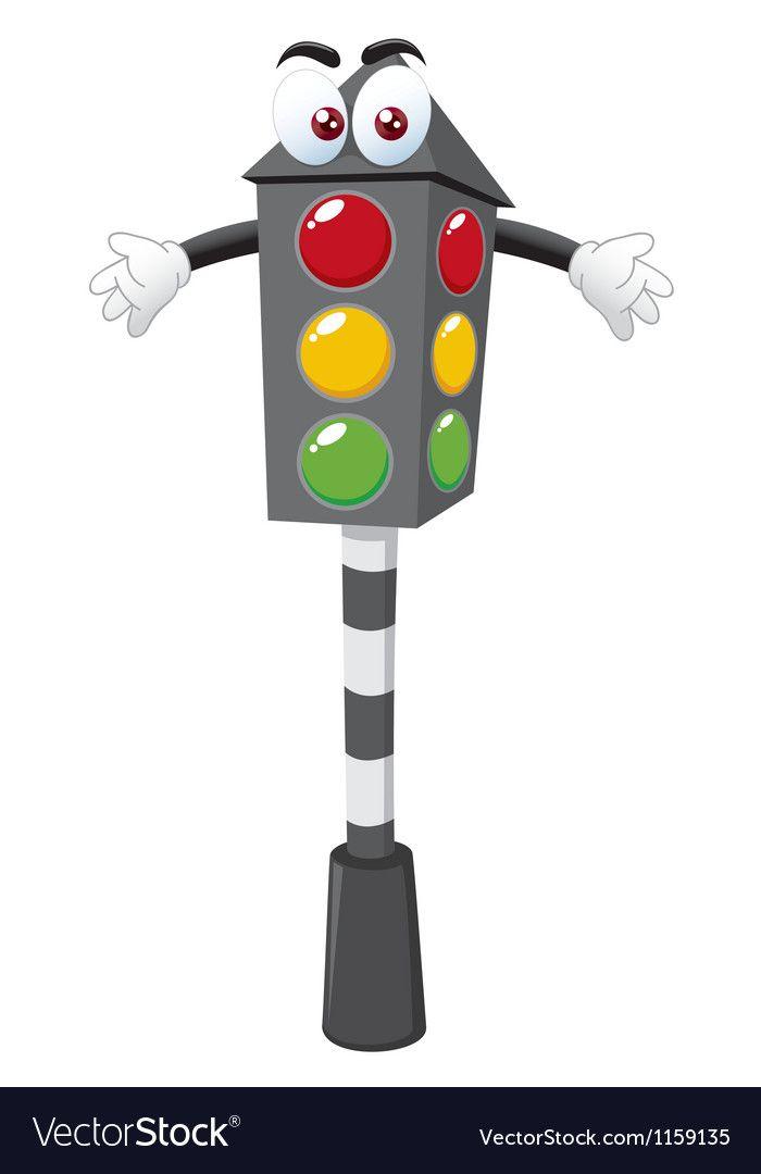 Pin By Jolanta Chytrowska Frydrychows On Zawody Traffic Light Cartoon Traffic Signal Illustration Traffic Signal