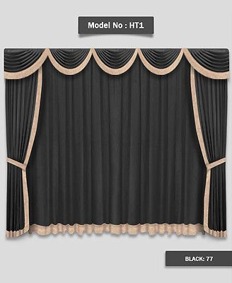 Curtains Ideas black theater curtains : 17 Best ideas about Home Theater Curtains on Pinterest | Theater ...