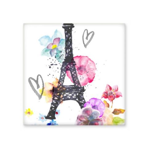 Eiffel Tower Heart-shaped France Paris Watercolor Ceramic Bisque Tiles for Decorating Bathroom Decor Kitchen Ceramic Tiles Wall Tiles #CeramicTiles #EiffelTower #CeramicBisqueTiles #France #Homedecal #Paris #Walltiles #Heart-shaped #Bathroomdecoration #Country #Kitchendecoration #City #Culture