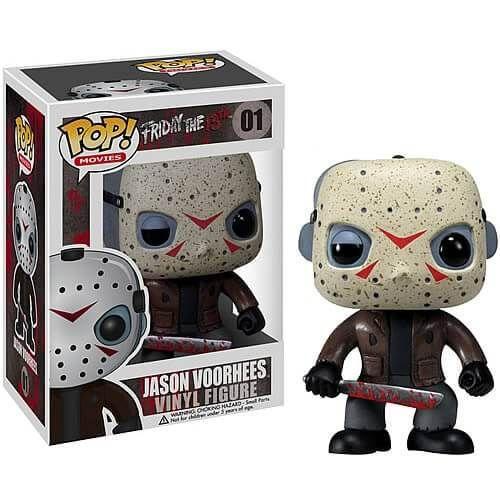 Friday The 13th Jason Voorhees Movie Pop! Vinyl Figure In
