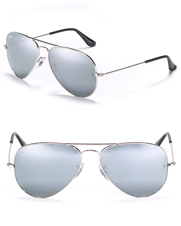Bloomingdale s Friends   Family Sale – OFF with promo code  FRIENDS. Ray-Ban  Aviator Sunglasses with Mirrored Lenses c144c1cb9d