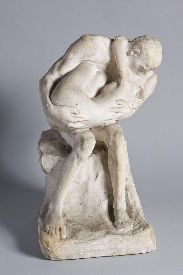 Gustav Vigeland, Pocałunek, 1897