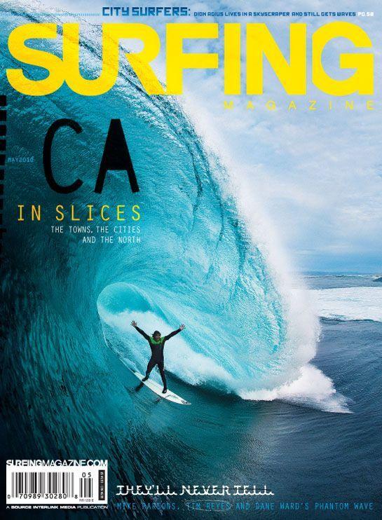 Surfing Magazine #huntingtonbeach