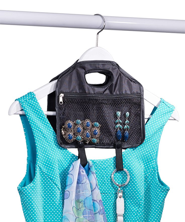 Look at this Closet Mate Hanger Pocket - Set of Six on #zulily today!