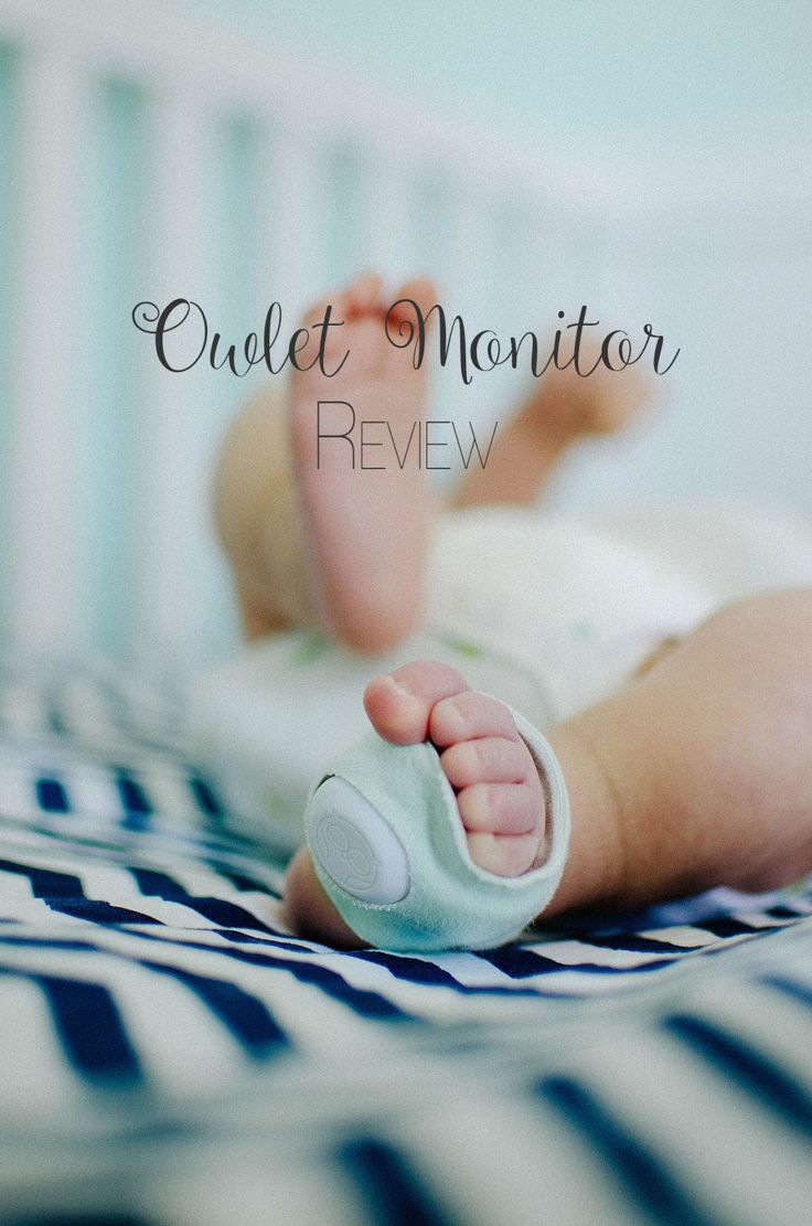 The Baby Monitor I Wish I'd Always Had | Owlet Baby Monitor Review