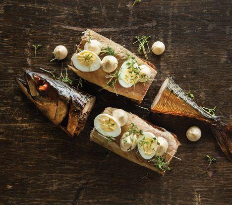 Få 6 opskrifter på Danmarks bedste smørrebrød - Euroman
