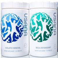 USANA essentials top notch vitamins!