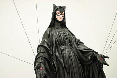 Igor Scalisi Palminteri: Hagiographies: Igor Scalisi, Superhero Saints, Comic Books, Catwoman, Superheroes, Scalisi Palminteri