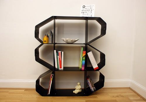 SD2.0 Shelves by Andy Murray Design