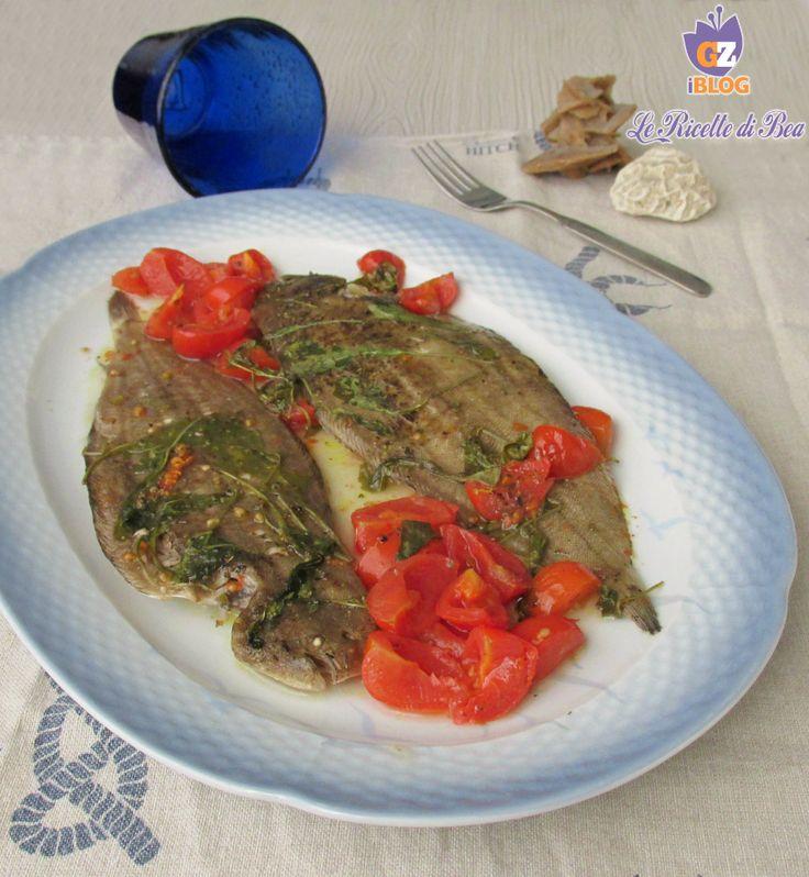 Oggi con il blog voglio rendere omaggio alla cucina di mia mamma, con la ricetta delle  SOGLIOLE ALL'ACQUA PAZZA http://blog.giallozafferano.it/lericettedibea/sogliole-allacqua-pazza-della-mamma/ #lericettedibea #gialloblogs #solocosebuone #ricettedellamamma