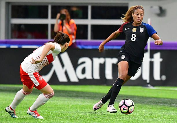 Usa Defender Casey Short 8 During A Women S International Friendly Between Usa And Switzerland At Us Bank Stadium In Minneapolis M Sports Jersey Casey Women