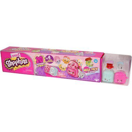 Shopkins Mega Pack, Season 5 - Walmart.com