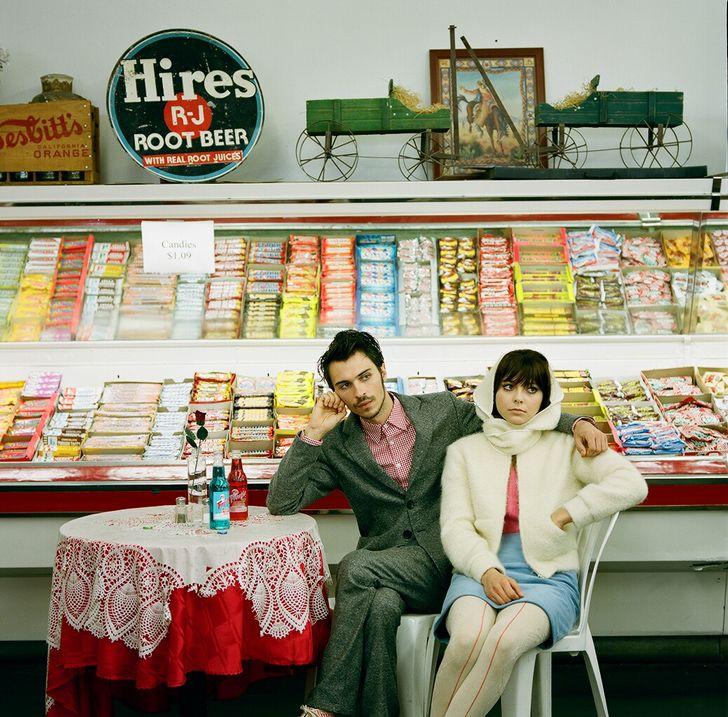 57 best go to market images on pinterest grocery store retro ads and vintage ads. Black Bedroom Furniture Sets. Home Design Ideas