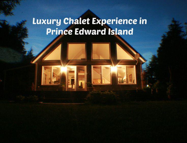 Luxury Chalet in Prince Edward Island