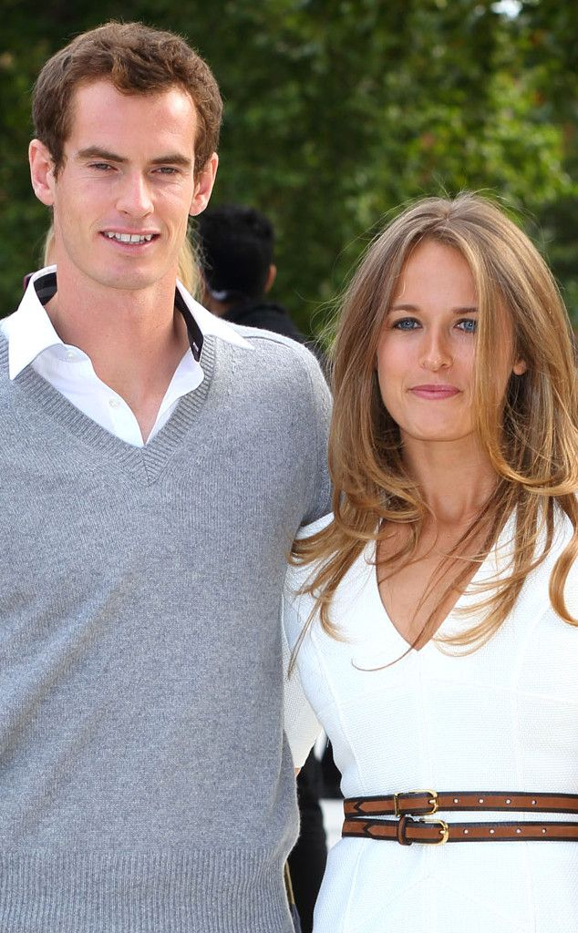 Andy Murray's Wife Gives Birth to a Baby Girl  Andy Murray, Kim Sears