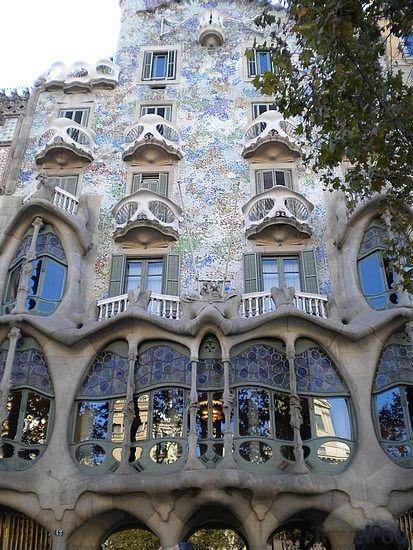 Gaudi House, Barcelona by TravelPod Member Leahmacko ...