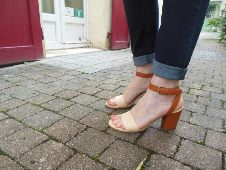 Les sandales d'été - Ma Bulle de Mode