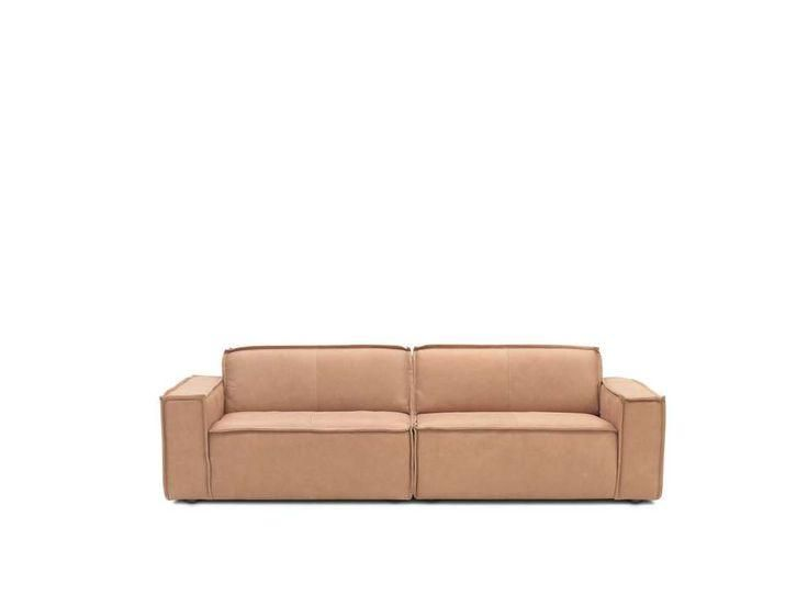 Edge 3 Sitzer Sofa Leder Sofas Schuppen 5 Woonkamers Sofa Couch Decor