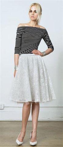 Edie Ballet Skirt | Silk&Burlap