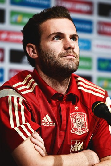 Juan Mata Excited for The WORLD CUP ♥
