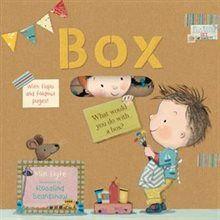 Book Box by Min Flyte