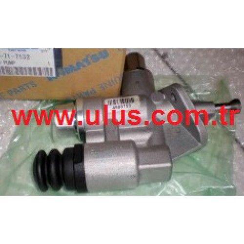 6743-71-7132 Fuel priming pump Komatsu SAA6D114 Engine parts
