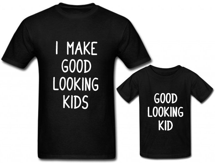 Father and son matching shirts. Dad and daughter matching shirt. Dad and son matching shirt. Daddy daughter shirt. Dad gift. Daddy son shirt by MydaGreat on Etsy https://www.etsy.com/listing/280737968/father-and-son-matching-shirts-dad-and