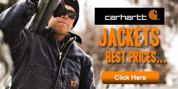 Carhartt Jackets Sale