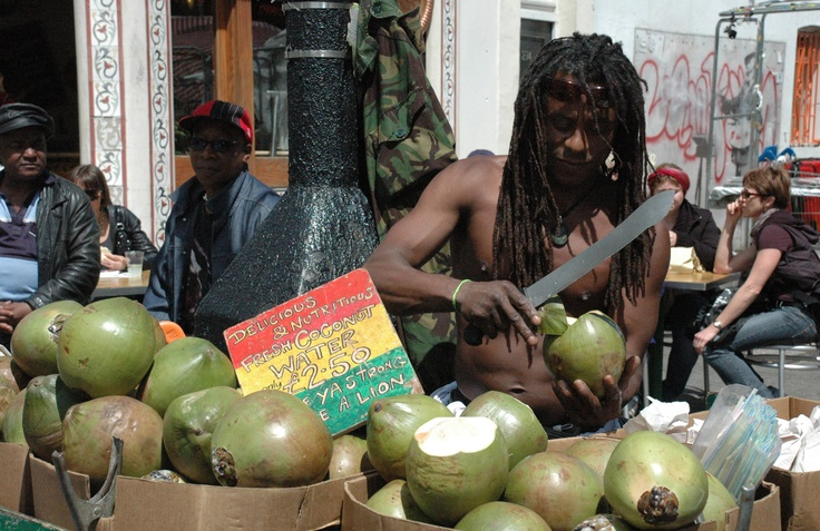 Coconut i London