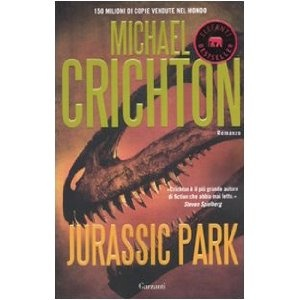 a review of michael crishtons jurassic park Michael crichton was an american author, film producer, film director, medical doctor, and television producer best known for his science fiction and techno-thriller novels, films, and.
