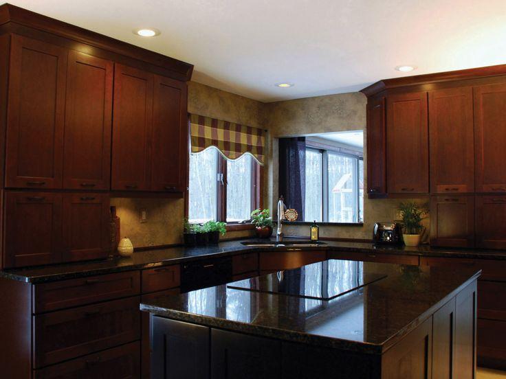 Modern Kitchen Cabinets Cherry 59 best cherry kitchen cabinets images on pinterest   cherry