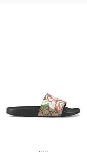 74b794452d6 NEW Simple-Gucci Women s Classic GG Print Slippers Sandals (39EU) any good