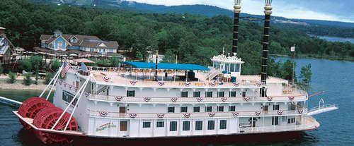 Showboat Branson Belle Lunch & Dinner Cruises Branson, MO