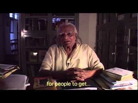 Iyengar interview. It started for health and then it became a dedicated service to humanity. #Iyengar #yoga