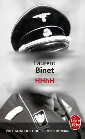 HHhH: Amazon.fr: Laurent Binet: Livres