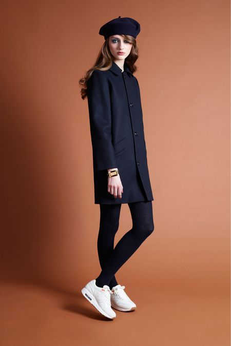 A.P.C. Fall 2013 Ready-to-Wear Collection Slideshow on Style.com