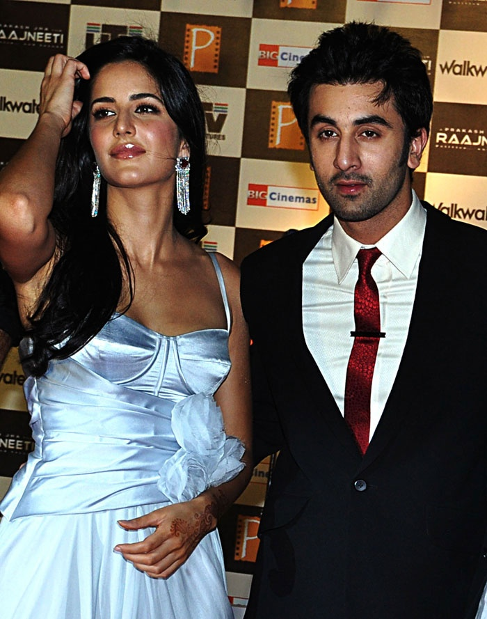 Many quarters in Bollywood placed the blame for the Ranbir-Deepika break up squarely on Katrina Kaif's slim shoulders. Katrina, then dating Salman Khan, and Ranbir allegedly hit it off while filming Ajab Prem Ki Gazab Kahani, and started a relationship.
