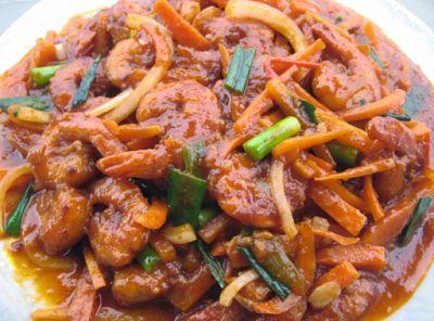 Tipsku: Cara Membuat Resep Masakan Opor Udang Mangga