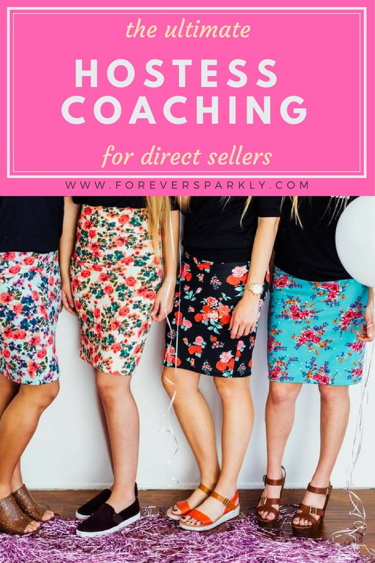 Hostess Coaching For Direct Sellers | Hostess Coaching For Direct Sales | Direct Sales Training | Facebook Party Hostess | Facebook Training | Hostess Training | Direct Sales Training