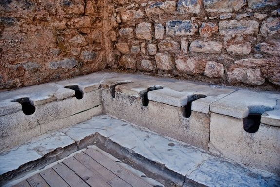 A Gallery of the World's Toilets. See toilets from ancient Turkey, an award-winning toilet in modern Nepal, and a toilet on the Space Shuttle.