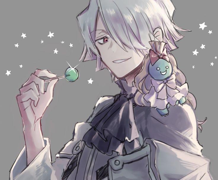 """Pandora Hearts"" - Xerxes Break"