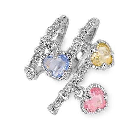 Judith Ripka rings