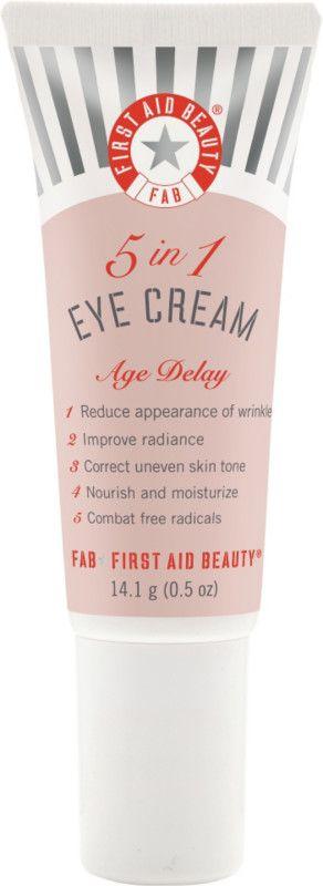First Aid Beauty 5 in 1 Eye Cream Age Delay | Ulta Beauty