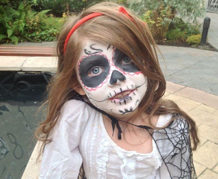 Best 25 terrifying halloween ideas on pinterest - Deguisement petite fille ...