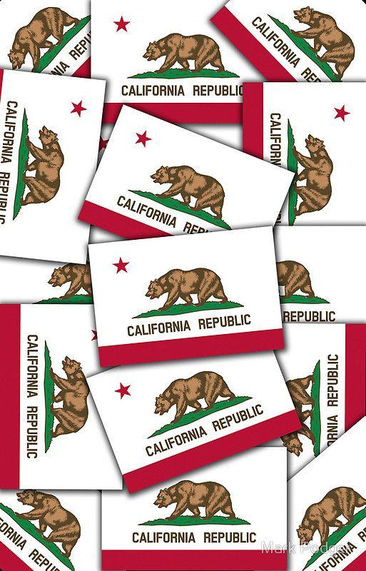 Smartphone Case - State Flag of California  - Multiple
