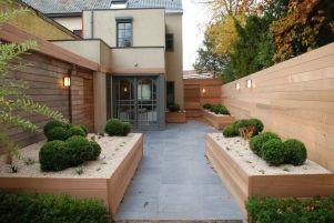 Verhoogd houten terras google zoeken tuinideeen pinterest google and house - Terras hout ...