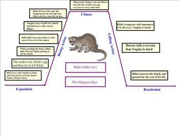 Smartboard rikki tikki tavi plot summary diagram smart board more